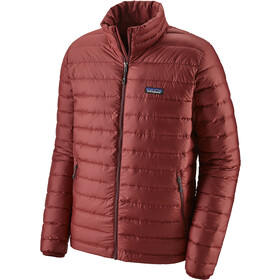 Patagonia Down Sweater Herre Oxide Red
